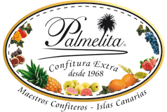 Confitures Palmelita, maîtres confiseurs depuis 1968 aux îles Canaries Logo